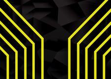 Αφηρημένο υπόβαθρο σχεδίων πολυγώνων Στοκ φωτογραφία με δικαίωμα ελεύθερης χρήσης