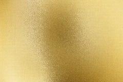 Αφηρημένο υπόβαθρο σύστασης, τραχύς χρυσός τοίχος αντανάκλασης διανυσματική απεικόνιση