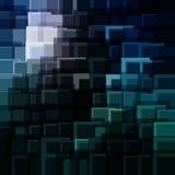 Αφηρημένο υπόβαθρο τεχνολογίας με τη φωτεινή φλόγα διανυσματική απεικόνιση