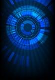 Αφηρημένο υπόβαθρο τεχνολογίας χρώματος Στοκ Εικόνες