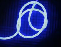 Αφηρημένο υπόβαθρο τεχνολογίας ligth Στοκ φωτογραφία με δικαίωμα ελεύθερης χρήσης