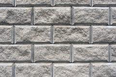 Αφηρημένο υπόβαθρο της τεκτονικής τούβλου Στοκ Εικόνες