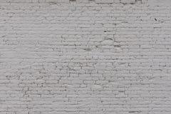 Αφηρημένο υπόβαθρο τουβλότοιχος σύστασης παλαιό άσπρο Στοκ εικόνες με δικαίωμα ελεύθερης χρήσης