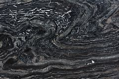 Αφηρημένο υπόβαθρο του μαύρου μαρμάρου Στοκ Εικόνες