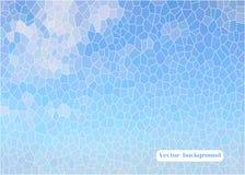 Αφηρημένο υπόβαθρο τριγώνων κυττάρων Στοκ φωτογραφίες με δικαίωμα ελεύθερης χρήσης