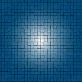 Αφηρημένο υπόβαθρο των μπλε ορθογωνίων Στοκ Φωτογραφίες
