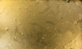 Αφηρημένο υπόβαθρο Υγρό μαρμάρινο σχέδιο γυαλισμένη μάρμαρο σύσταση επιφάνειας πετρών Χρυσό μαρμάρινο σκηνικό σκόνης Στοκ φωτογραφίες με δικαίωμα ελεύθερης χρήσης