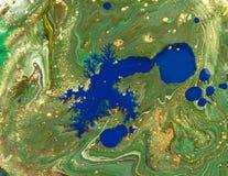 Αφηρημένο υπόβαθρο Υγρό μαρμάρινο σχέδιο Ζωηρόχρωμο μαρμάρινο σκηνικό χρυσός ακτινοβολήστε σύσταση Στοκ εικόνα με δικαίωμα ελεύθερης χρήσης