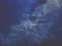 Αφηρημένο υπόβαθρο χρώματος τέχνης grunge μπλε Στοκ φωτογραφία με δικαίωμα ελεύθερης χρήσης