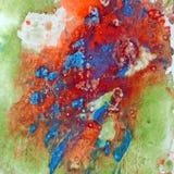 Αφηρημένο υπόβαθρο χρώματος Στοκ εικόνα με δικαίωμα ελεύθερης χρήσης