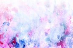 Αφηρημένο υπόβαθρο Watercolor διανυσματική απεικόνιση