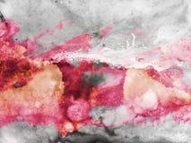 Αφηρημένο υπόβαθρο Watercolor, Στοκ εικόνες με δικαίωμα ελεύθερης χρήσης