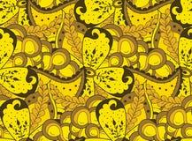 Αφηρημένο υπόβαθρο zentangle Στοκ εικόνες με δικαίωμα ελεύθερης χρήσης