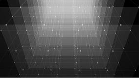 αφηρημένο φουτουριστικό διανυσματική απεικόνιση
