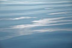 Αφηρημένο φυσικό υπόβαθρο νερού Στοκ Εικόνες