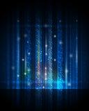Αφηρημένο φως, ακτίνες του ελαφριού υποβάθρου Στοκ εικόνες με δικαίωμα ελεύθερης χρήσης