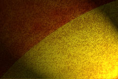 Φωτεινό χρυσό και πορτοκαλί υπόβαθρο Στοκ φωτογραφίες με δικαίωμα ελεύθερης χρήσης