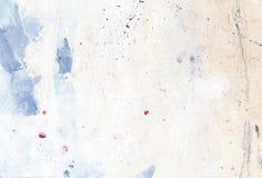 αφηρημένο χέρι ανασκόπησης που χρωματίζεται Στοκ φωτογραφίες με δικαίωμα ελεύθερης χρήσης
