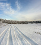 αφηρημένο χιόνι Στοκ εικόνες με δικαίωμα ελεύθερης χρήσης