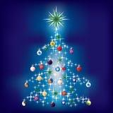 αφηρημένο χριστουγεννιάτ&i Ελεύθερη απεικόνιση δικαιώματος