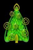 αφηρημένο χριστουγεννιάτ&i Στοκ εικόνα με δικαίωμα ελεύθερης χρήσης