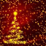 αφηρημένο χριστουγεννιάτ&i στοκ φωτογραφίες