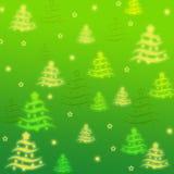 αφηρημένο χριστουγεννιάτ&i Στοκ φωτογραφία με δικαίωμα ελεύθερης χρήσης