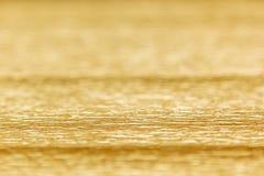Αφηρημένο χρυσό υπόβαθρο με τη θαμπάδα Στοκ εικόνες με δικαίωμα ελεύθερης χρήσης