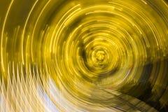 αφηρημένο χρυσό φως Στοκ εικόνα με δικαίωμα ελεύθερης χρήσης
