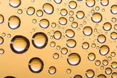 αφηρημένο χρυσό ύδωρ απελ&epsilo Στοκ Εικόνες