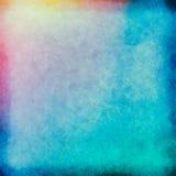 Αφηρημένο χρωματισμένο σημείο υπόβαθρο watercolor Στοκ φωτογραφία με δικαίωμα ελεύθερης χρήσης
