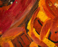 αφηρημένο χρώμα ανασκόπησης Στοκ Φωτογραφίες