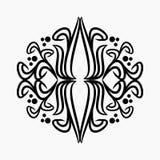 Αφηρημένο χρώμα και μορφή χρήσης στροβίλου πλαισίων ή υποβάθρου εκλεκτής ποιότητας Στοκ Εικόνα