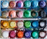 Αφηρημένο χρώμα Στοκ φωτογραφία με δικαίωμα ελεύθερης χρήσης