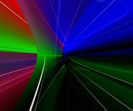 αφηρημένο χρώμα Στοκ εικόνες με δικαίωμα ελεύθερης χρήσης
