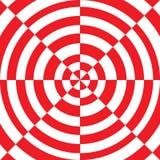 Αφηρημένο χτύπημα υποβάθρου κύκλων διανυσματική απεικόνιση