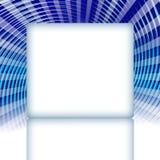 αφηρημένο ψηφιακό πλαίσιο Στοκ Εικόνα