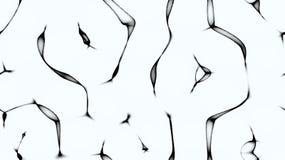 αφηρημένο ύδωρ ανασκόπησης Υπόβαθρα ταπετσαριών γραμμών σύστασης Έργο τέχνης μωσαϊκών Στοκ Φωτογραφίες
