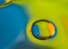 αφηρημένο ύδωρ ανασκόπησης Στοκ φωτογραφίες με δικαίωμα ελεύθερης χρήσης