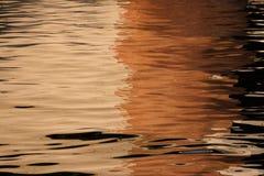 αφηρημένο ύδωρ αντανάκλαση& Στοκ φωτογραφία με δικαίωμα ελεύθερης χρήσης