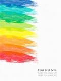 αφηρημένο ύδωρ χρώματος ανα Στοκ Φωτογραφίες