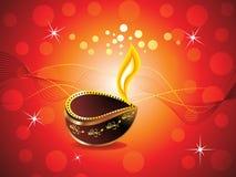 αφηρημένο diwali ανασκόπησης