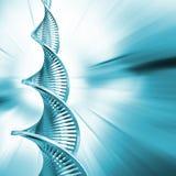 αφηρημένο DNA Στοκ Εικόνες