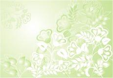 αφηρημένο floral διάνυσμα ανασκόπησης Στοκ φωτογραφία με δικαίωμα ελεύθερης χρήσης