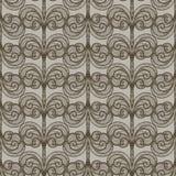αφηρημένο floral πρότυπο άνευ ρα&ph Στοκ Εικόνες