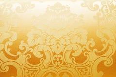αφηρημένο floral πρότυπο υφάσματ& Στοκ φωτογραφία με δικαίωμα ελεύθερης χρήσης