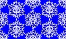 αφηρημένο floral πρότυπο Στοκ Εικόνες