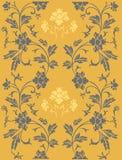 αφηρημένο floral πρότυπο διανυσματική απεικόνιση