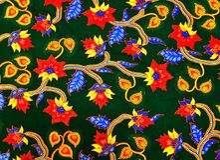 Αφηρημένο floral υπόβαθρο σχεδίων Στοκ Εικόνες
