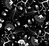 αφηρημένο floral vecto προτύπων Στοκ φωτογραφία με δικαίωμα ελεύθερης χρήσης